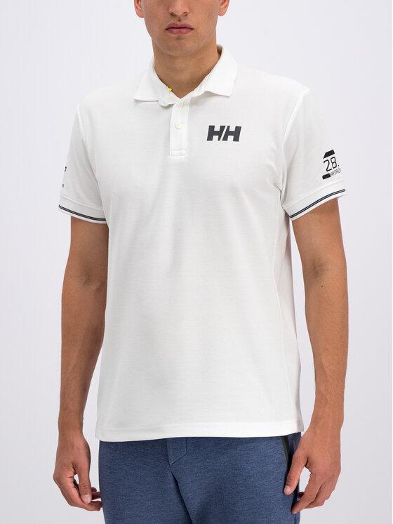 Helly Hansen Helly Hansen Polokošeľa Hp Shore 34051 Biela Regular Fit