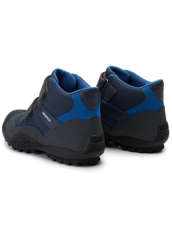 Geox Geox Sniego batai J Atreus B.B Wpf A J947GA 0CEFU C4226 D Tamsiai mėlyna