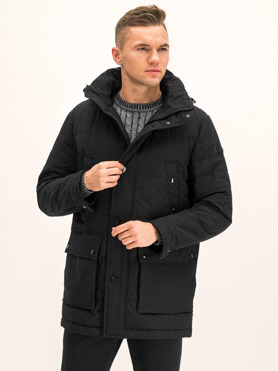 Strellson Strellson Veste d'hiver Plaza 30017541 Noir Regular Fit