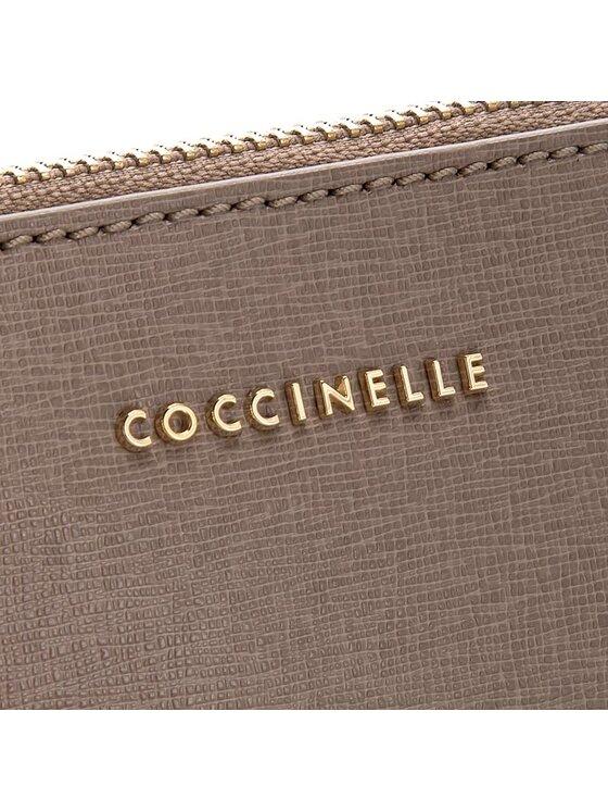 Coccinelle Coccinelle Дамска чанта YV3 Minibag C5 YV3 15 B3 02 Кафяв