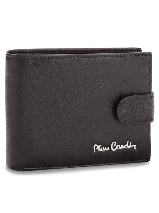 Pierre Cardin Pierre Cardin Nagyméretű férfi pénztárca Sahara TILAK06 323A Fekete