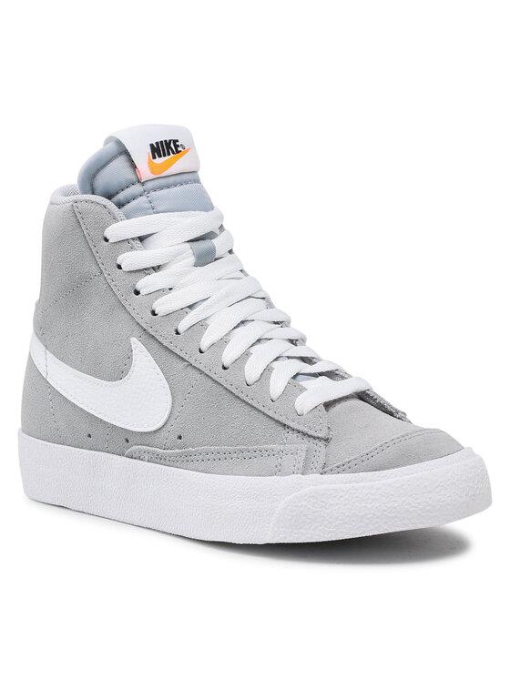 Nike Nike Tenisice Blazer Mid '77 Suede (Gs) D3237 001 Siva