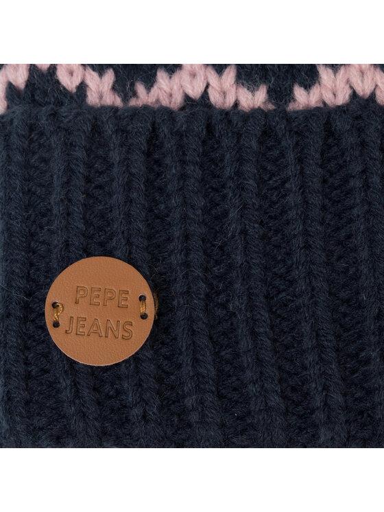 Pepe Jeans Pepe Jeans Kepurė Omar Hat PL040292 Tamsiai mėlyna