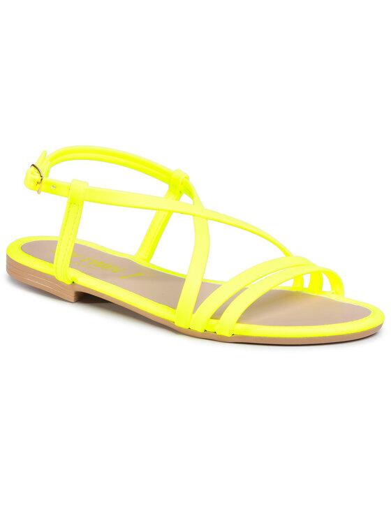 My Twin Basutės Sandalo 201MCT010 Geltona