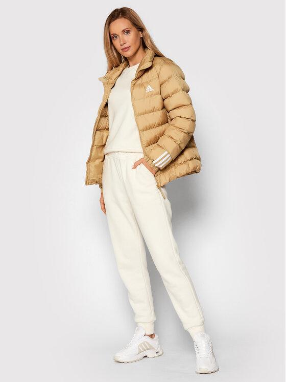 adidas adidas Pernata jakna Itavic GQ2344 Bež Regular Fit