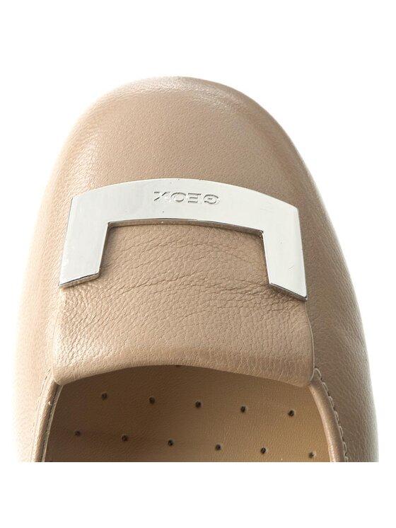 Geox Geox Обувки D Carey A D52V8A 000QL C6738 Бежов