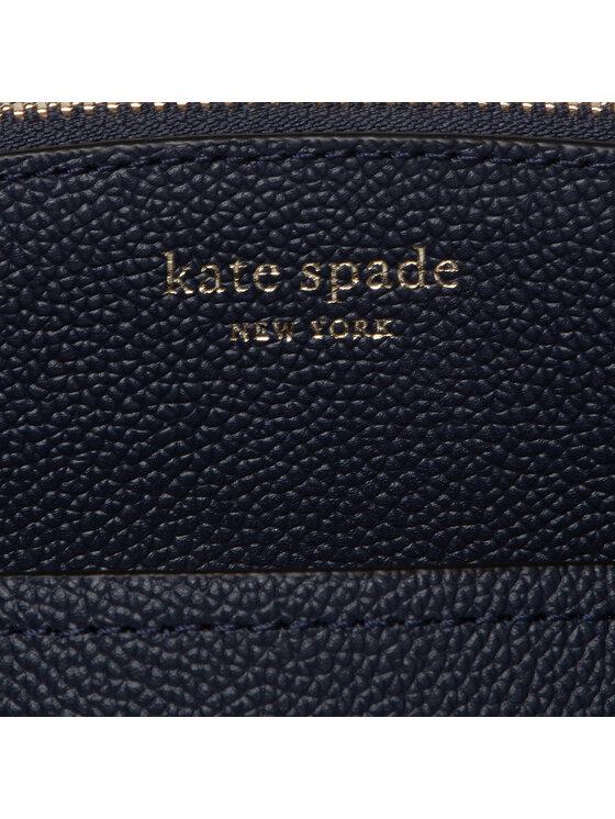 Kate Spade Kate Spade Kabelka Margaux Large Satchel PXRUA160 Tmavomodrá