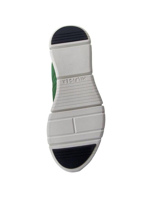 Tommy Hilfiger Tommy Hilfiger Sneakers Tobias 9C FM0FM00306 Verde