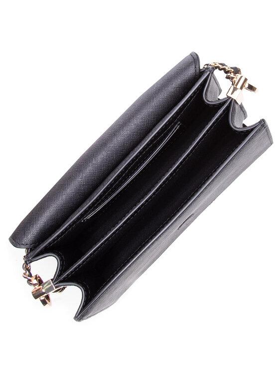 Tory Burch Tory Burch Τσάντα Robinson Mini Shoulder Bag 54281 Μαύρο