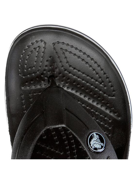 Crocs Crocs Tongs Crocband-x Flip 15103 Noir