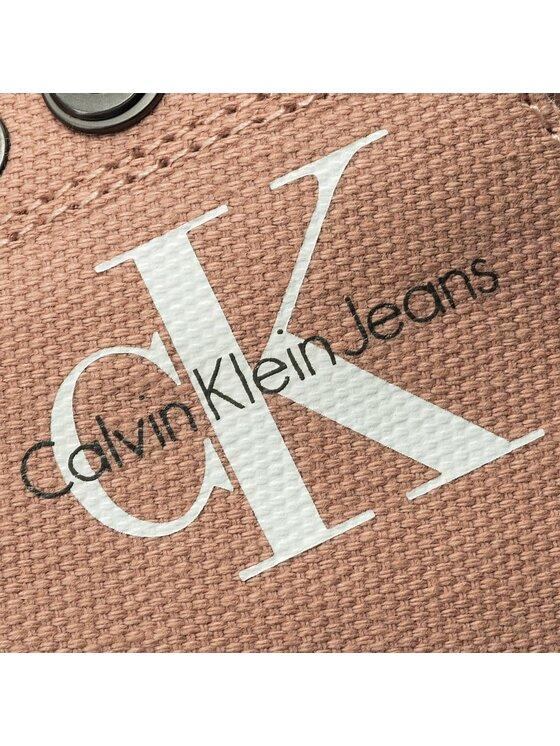 Calvin Klein Jeans Calvin Klein Jeans Tenisky Zolah R0673 Růžová