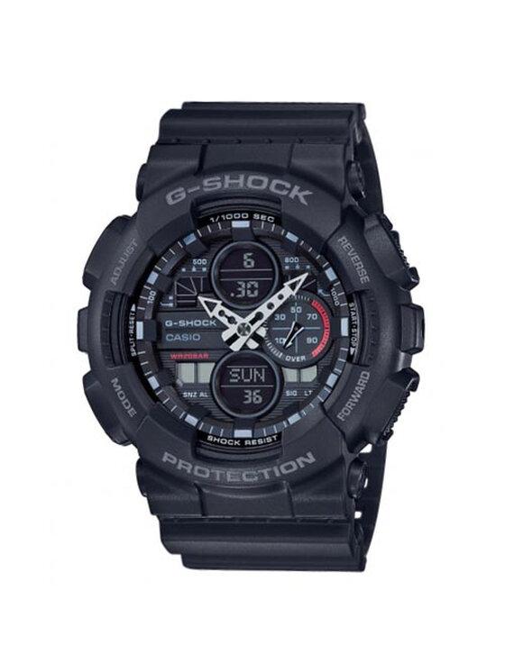 G-Shock Laikrodis GA-140-1A1ER Juoda
