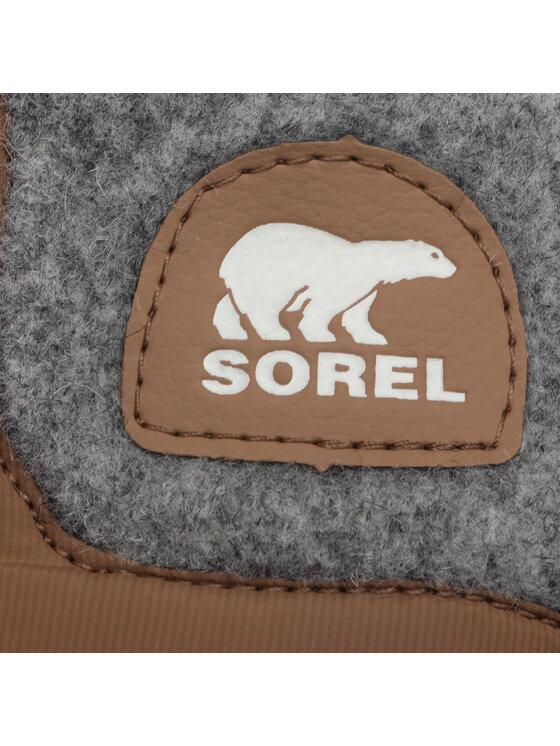 Sorel Sorel Schneeschuhe Whitney Short Lace NL3432 Braun