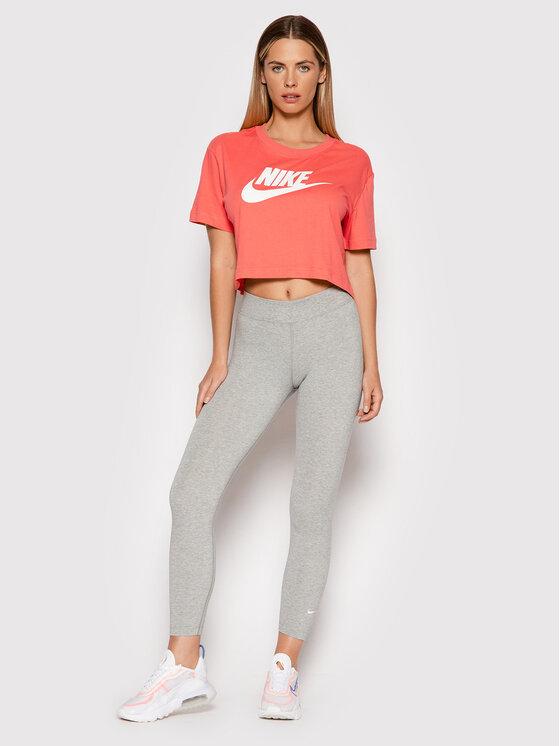Nike Nike T-shirt BV6175 Ružičasta Loose Fit