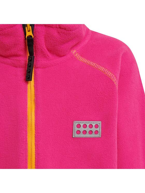 LEGO Wear LEGO Wear Bluza LWSiam 703 21546 Różowy Regular Fit