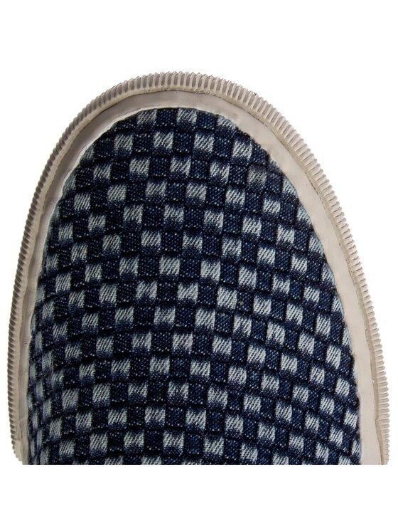 TOMMY HILFIGER TOMMY HILFIGER Πάνινα παπούτσια DENIM Vibe 2C FM0FM00323 Σκούρο μπλε