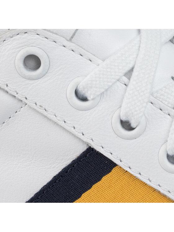 Polo Ralph Lauren Polo Ralph Lauren Sneakersy 809754874002 Biela