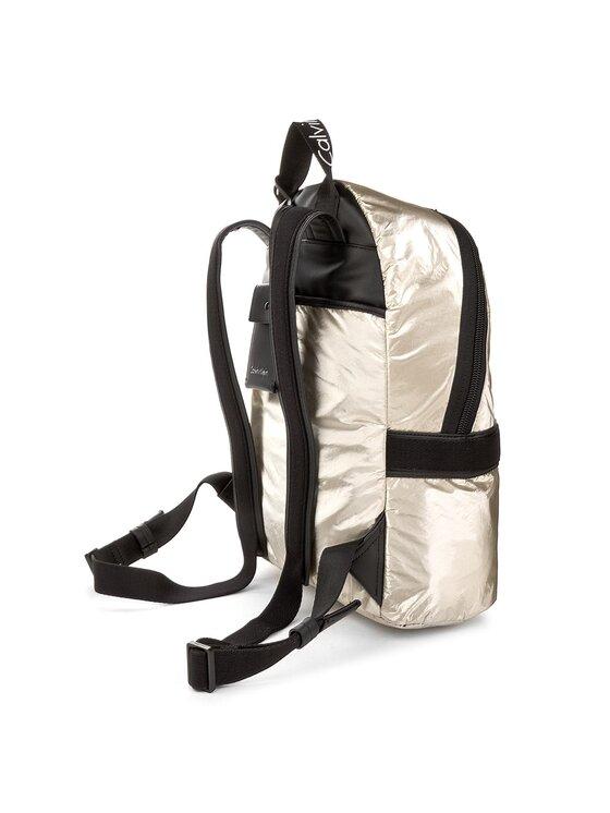 Calvin Klein Calvin Klein Hátizsák Fluid Backpack Metal K60K604038 Arany