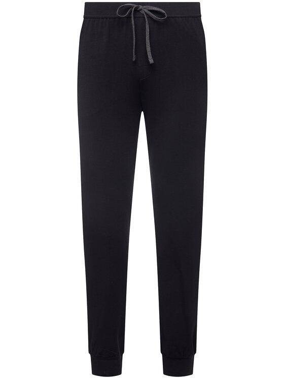 Boss Boss Teplákové kalhoty Mix&Match 50381880 Černá Regular Fit