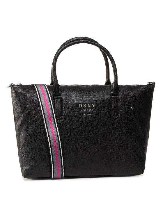 DKNY DKNY Handtasche Erin-Satchel R01DAG97 Schwarz