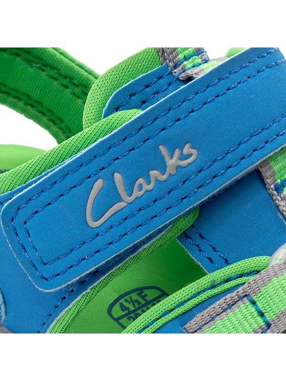 Clarks Clarks Basutės Beach Mate Fst 261180236