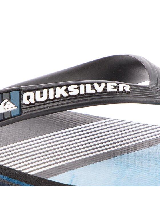 Quiksilver Quiksilver Джапанки AQBL100262 Черен