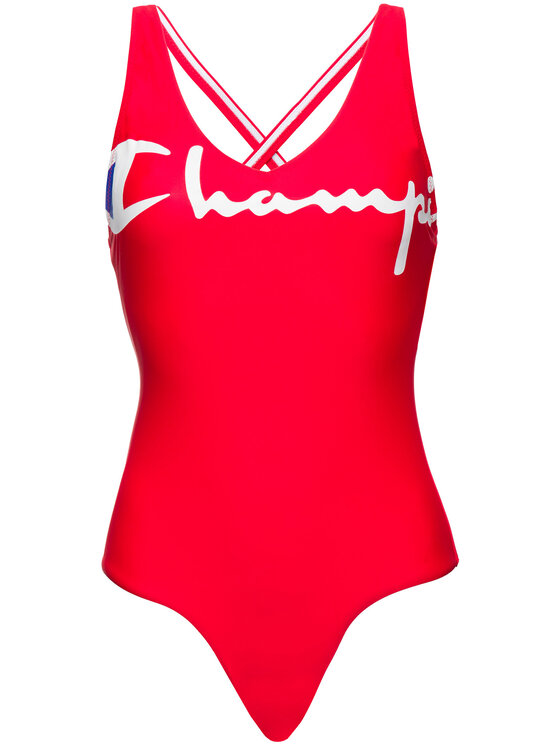 Champion Champion Costume da bagno 111174 Rosso
