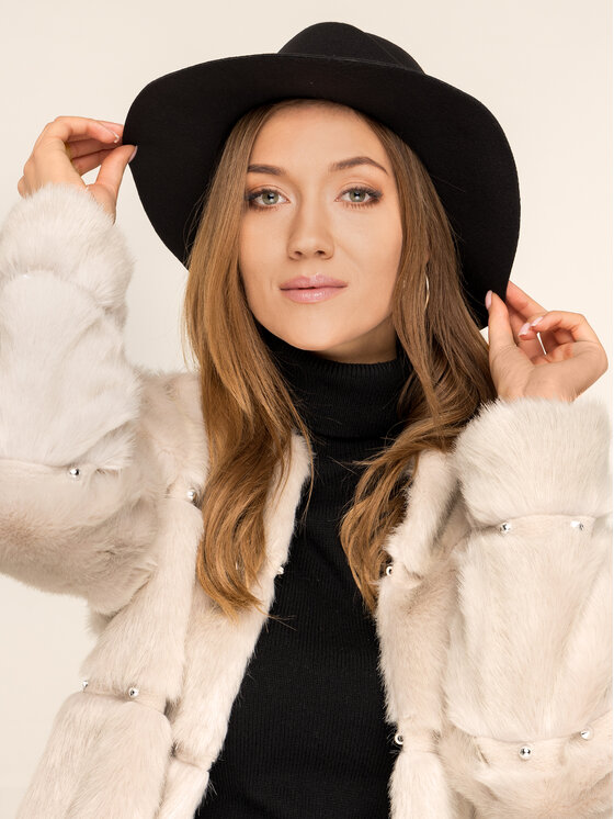 TWINSET TWINSET Καπέλο Capello 192TO5451 Μαύρο