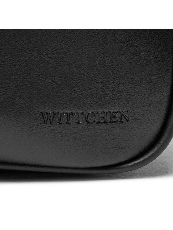 Wittchen Wittchen Torba na laptopa 92-3P-500-1 Czarny