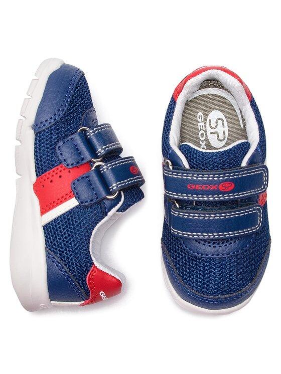 Geox Geox Sneakersy B Runner B. C B92H8C 014BU C0735 M Tmavomodrá