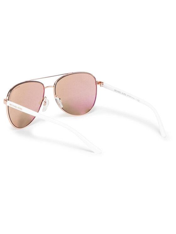 Michael Kors Michael Kors Sluneční brýle Hvar 0MK5007 1080R1 Zlatá