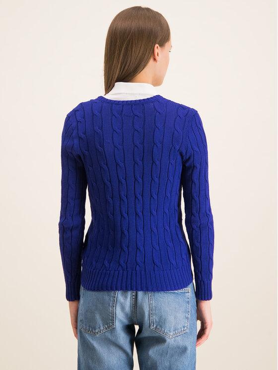 Polo Ralph Lauren Polo Ralph Lauren Sweater 211580008 Sötétkék Regular Fit