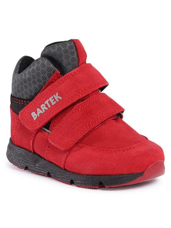Bartek Auliniai batai 1090-REBP Raudona
