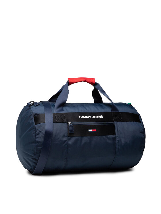 Tommy Jeans Tommy Jeans Torba Tjm Essential Duffle AM0AM07770 Granatowy