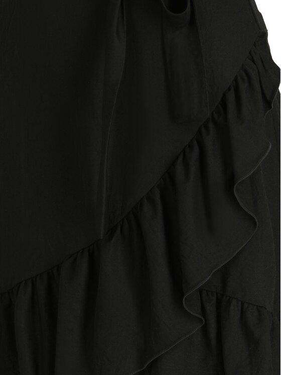 Patrizia Pepe Patrizia Pepe Ежедневна рокля 2A1920/A4Y7-K103 Черен Regular Fit
