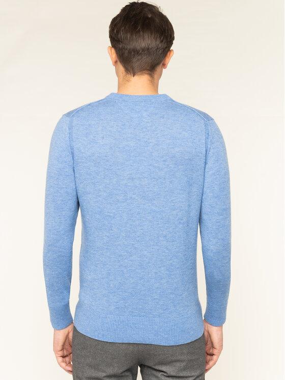 Tommy Hilfiger Tommy Hilfiger Sweater MW0MW11679 Kék Regular Fit