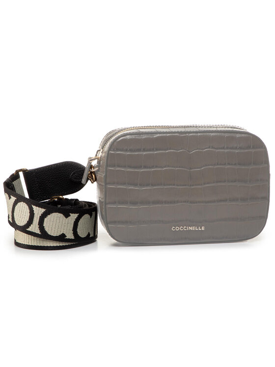 Coccinelle Coccinelle Wymienny pasek do torebki GZ6 Shoulder Strap E3 GZ6 68 05 03 Beżowy