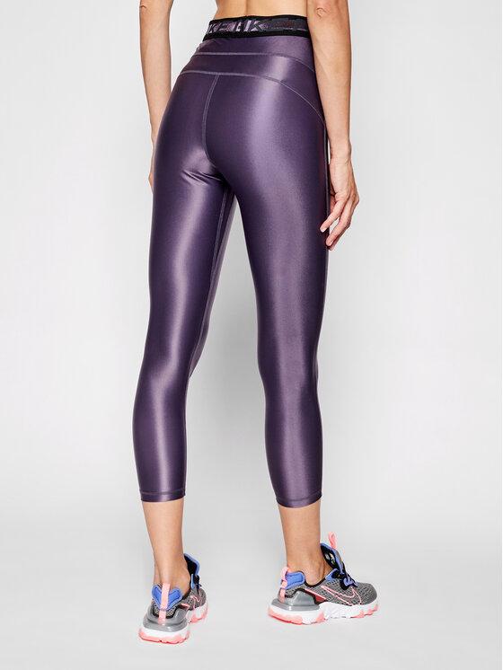 Nike Nike Legginsy Pro DA0570 Fioletowy Tight Fit