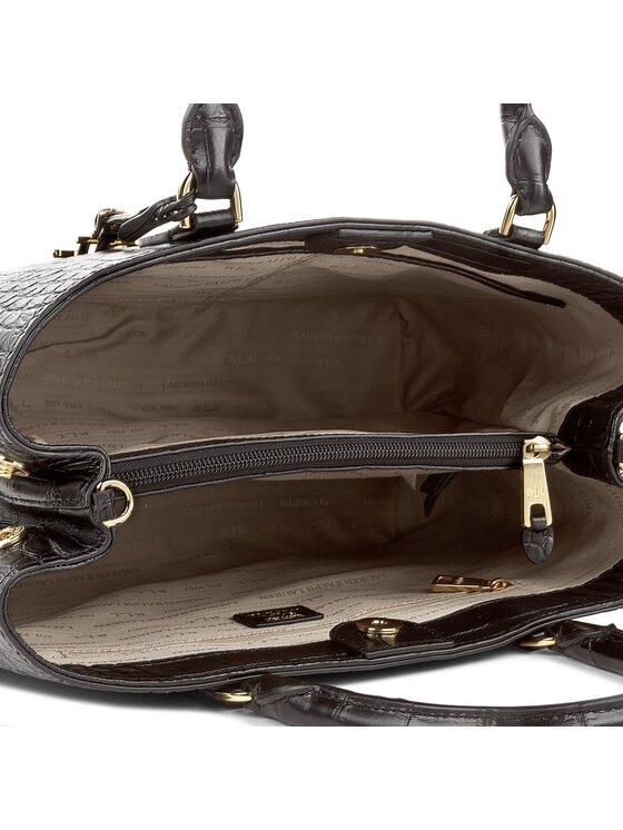 Lauren Ralph Lauren Lauren Ralph Lauren Дамска чанта Sabine 431670245001 Черен
