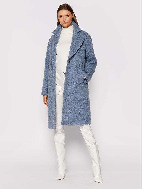 Liu Jo Liu Jo Prijelazni kaput CF1252 T2474 Plava Regular Fit