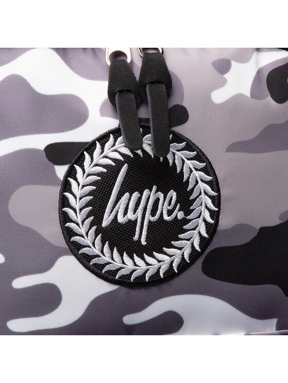 HYPE HYPE Plecak Mono Camo BTS20227 Szary