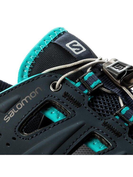 Salomon Salomon Trekingová obuv Ellipse Cabrio 381593 21 V0 Tmavomodrá