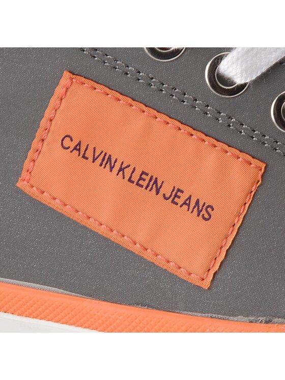 Calvin Klein Jeans Calvin Klein Jeans Teniși Ivory R0770 Gri