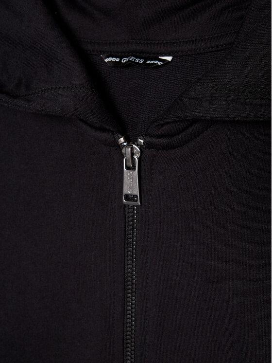 Guess Guess Bluza L0BQ08 K82T0 Czarny Regular Fit