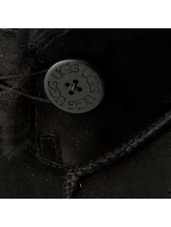 Ugg Ugg Boty W Mini Bailey Button II 1016422 Černá