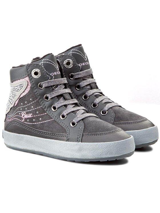 Geox Geox Pantofi J Witty A J54C8A 02243 C9002 Gri