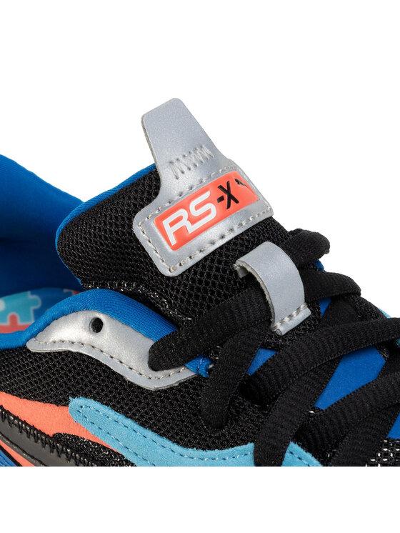 Puma Puma Sneakersy RS-X³ Level Up 373169 02 Czarny