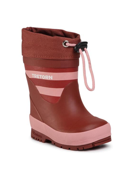Tretorn Guminiai batai Granna Vinter 472655 Rožinė