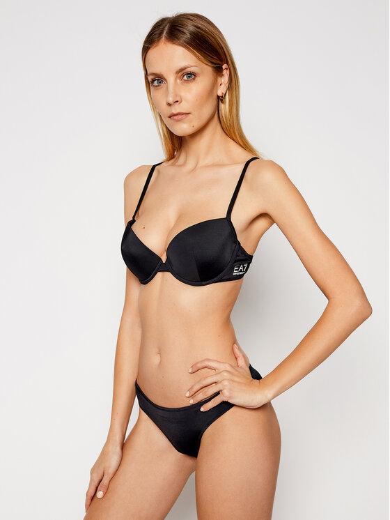 EA7 Emporio Armani Bikinis 911026 CC418 00020 Juoda