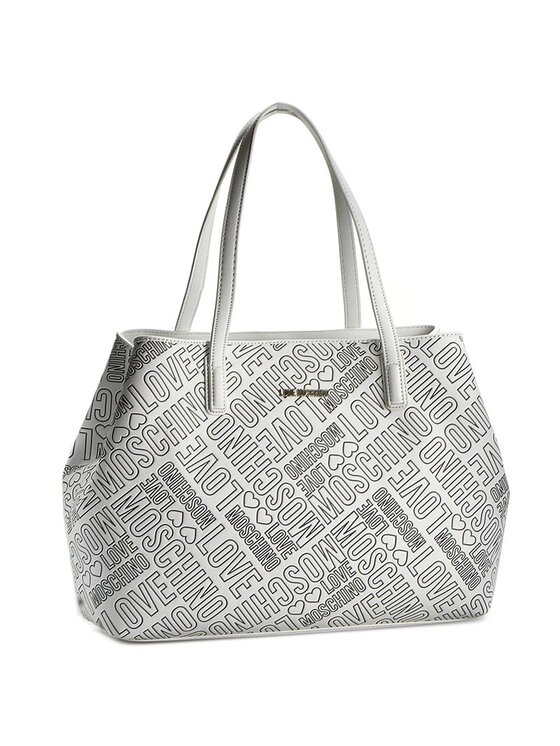 LOVE MOSCHINO LOVE MOSCHINO Borsa JC4232PP03KC0100 Bianco